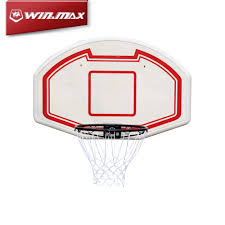 Adjustable Basketball Hoop Wall Mount Basketball Hoop Backboard Mounting Kit For Pole Wall Garage Roof Door