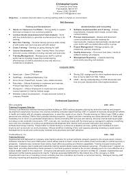 Training Resume Examples by Inspiring Training Resume 65 About Remodel Sample Of Resume With
