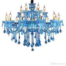 Types Of Chandeliers Styles Vintage Chandelier Cobalt Blue Light Fixture Large Turkey