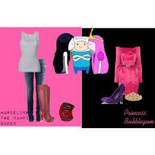 Marceline Halloween Costume Marceline Vampire Queen Princess Bubblegum Polyvore
