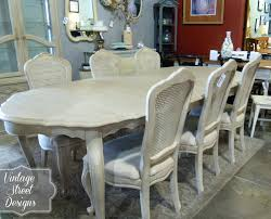 modern twist on country french dining room clark antiquesfrench