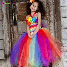 Flower Child Halloween Costume - rainbow dress costume promotion shop for promotional rainbow dress