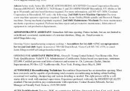 automobile mechanic sample resume free download automotive