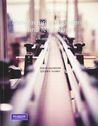 buy manufacturing engineering and technology si book online at