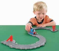 amazon black friday plays amazon com thomas the train take n play s curve fold out track