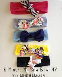 5 minute no sew diy headband sew headbands babies and diy headband