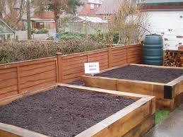 best 25 raised beds sleepers ideas on pinterest small garden