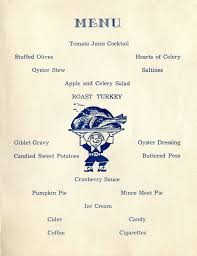 thanksgiving dinner in salt lake city the american menu thanksgiving confusion