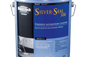 Surecoat Roof Coating by Flat Roof Paint Silver Aurora Roofing Contractors