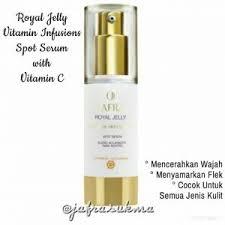 Serum Wajah Jafra jafra vitamin infusions pore minimizer serum with vitamin a daftar