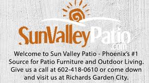 sun valley patio furniture phoenix arizona direct patio furniture