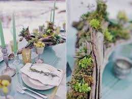 driftwood centerpieces l events ruffled
