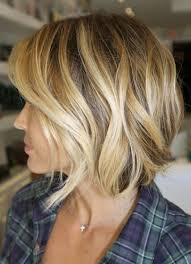 short hairstyles brown with blonde highlights hairstyles