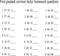 math worksheets prime factorization 2nd grade reading