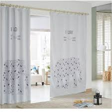 Toddler Blackout Curtains 2015 New Room Blackout Curtains For Children 3d White