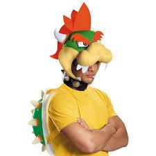 mario brothers halloween costumes buy super mario bros bowser costume kit