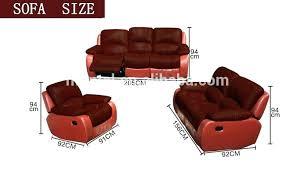 Slipcover For Dual Reclining Sofa Slipcover For Recliner Sofas Reclining Sofa Slipcover Grey Suede
