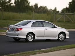 toyota sedan toyota corolla sedan 2009 pictures information u0026 specs