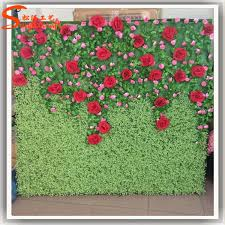 wedding backdrop green for wedding decoration stylized all kinds of artificial grass wall