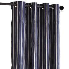 Pier One Paisley Curtains by Boys Room Curtains Jute Striped Curtain Indigo Pier 1 Imports