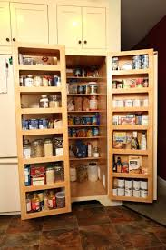 portable kitchen cabinets closet kitchen pantry closet kitchen clear varnished wooden
