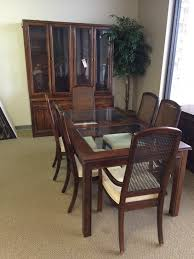 thomasville dining room suite allegheny furniture consignment