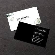 custom business cards jewelry business cards custom cards