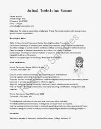Paramedic Resume Sample by Best Photos Of Veterinary Technician Resume Postings Veterinary