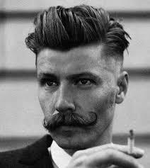 coup de cheveux homme coupe le style pompadour et autres tendances en 50 idées