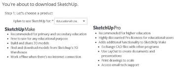 what is the difference between sketchup pro make and viewer quora