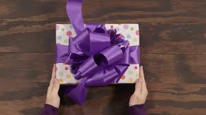 Gift Wrapping How To - gift wrapping how to make a pom pom bow youtube