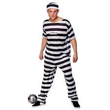 prisoner costume prisoner costumes for men women kids costume