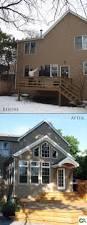 Patio Enclosures Columbus Ohio by Four Seasons Sunrooms Building A Sunroom Ideas Building A Four