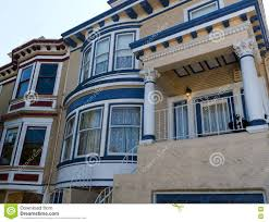 Victorian House San Francisco by Historic Victorian House In San Francisco Ca Stock Photo Image