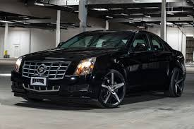 black cadillac cts cadillac cts wheels and tires 18 19 20 22 24 inch