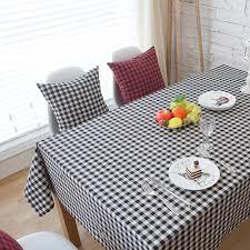 Black Linen Tablecloth Online Buy Wholesale Black Linen Tablecloth From China Black Linen