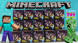 Where To Buy Blind Boxes Minecraft Obsidian Series 4 Mini Figures Blind Boxes Opening