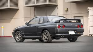 Skyline 1989 This Bone Stock Nissan Skyline R32 Could Be Yours