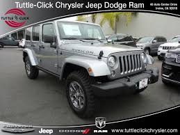 jeep wrangler prices by year in irvine ca tuttle click chrysler jeep dodge ram irvine