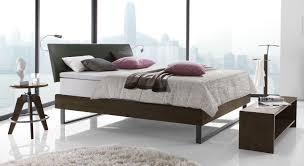 Komplett Schlafzimmer Mit Boxspringbett Designbett Mit Boxspring Im Modernen Loft Stil Agia