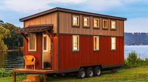 Tiny Home Design by The Boxcar From Timbercraft Tiny Homes Tiny House Design Ideas