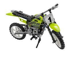 lego technic motocross bike motocross bike 8291 1