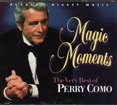 perry como readers digest magic moments the best of perry como
