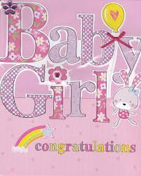 baby girl cards finished baby girl card large luxury congratulations card