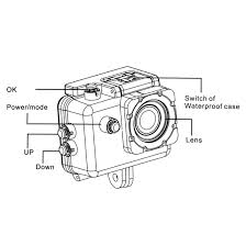 jeep drawing easy sj4000 hd 1080p waterproof sports camera hd dv car action video
