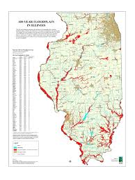 Maps Of Illinois by Water Resources