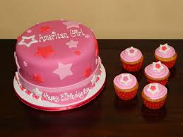 girl birthday 5 year girl birthday cakes tags awesome cupcakes kids