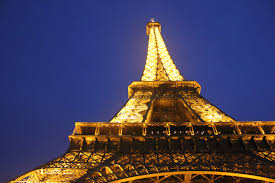 Beautiful Eiffel Tower by Eiffel Tower Travels And Tea Leaves