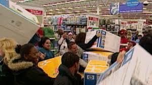 walmart workers threaten strike as shoppers get ready for deals