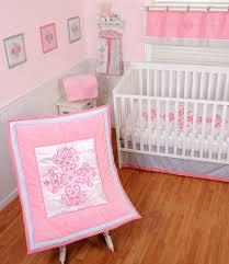 amazon com sumersault 4 piece crib bedding set little prince baby